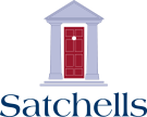 Satchells Estate Agents, Letchworth branch logo