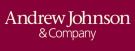 Andrew Johnson & Co, Ashby-De-La-Zouch branch logo