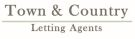 Town & Country Letting Agents, Downham Market & Wisbech branch logo