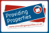 Providing Properties, Cardiff logo