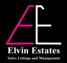 Elvin Estates, Mildenhall branch logo