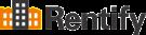 Rentify,  4 branch logo