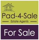 Pad-4-Sale, Barnoldswick logo