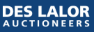 Des Lalor Auctioneers, Dublin Logo