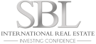 SBL International Real Estate, Barcelona logo