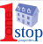 1 Stop Properties , Glasgow logo