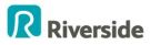 Riverside, HSP LCR branch logo