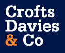 Crofts Davies & Co, Cardiff branch logo