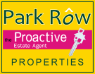 Park Row Properties, Pontefract and Castleford branch logo