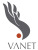 Vanet Property Asset Management, Canary Wharf logo