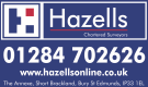 Hazells Chartered Surveyors, Commercial logo