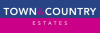 Town & Country Estates, Trowbridge logo