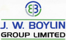 JW Boylin Group Ltd, Barnsley branch logo