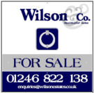 Wilson & Co, Chesterfield branch logo