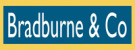 Bradburne & co , St Andrews  branch logo