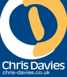 Chris Davies Estate Agents, Rhoose logo