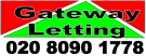 Gateway Letting, South Croydon branch logo