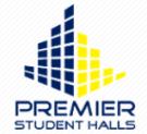 Premier Student Halls, Cadnam Hall logo