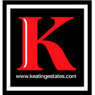 Keating Estates, Clapham logo
