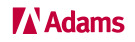 Adams, Ealing branch logo