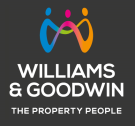 Williams & Goodwin The Property People, Caernarfon branch logo