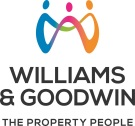 Williams & Goodwin The Property People, Llangefni branch logo