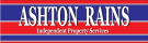 Ashton Rains , Manchester branch logo