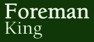 Foreman King, Farnham Common logo
