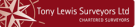 Tony Lewis Surveyors Limited, West Sussex branch logo
