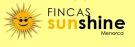 Fincas Sunshine , Menorca logo