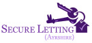 SECURE LETTING (AYRSHIRE), Irvine logo