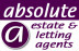 Absolute Estate & Letting Agents, Bedford branch logo