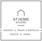 At Home Budapest Network Kft, Budapest logo