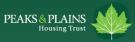 Peaks & Plains Housing Trust logo