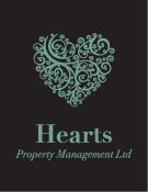Hearts Property Management Limited , York logo