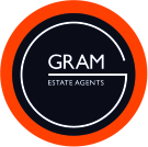 Gram Estate Agents, Bramley- Sales logo