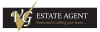 V G Estate Agent, Ripponden logo
