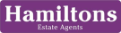 Hamiltons Estate Agents, Leigh logo