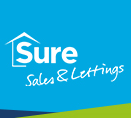 Sure Sales & Lettings, Gainsborough logo