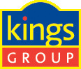 Kings Group, Woodford- Sales branch logo