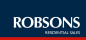 Robsons, Pinner logo