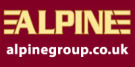 Alpine, Colindale, London  logo