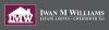 Iwan M Williams, Llanrwst