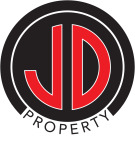J & D Property Rentals, London branch logo