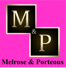 Melrose & Porteous Solicitors & Estate Agents, Duns logo