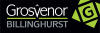 Grosvenor Billinghurst, Cobham logo