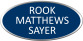 Rook Matthews Sayer, Bedlington logo