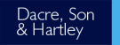 Dacre Son & Hartley, Knaresborough logo