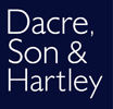 Dacre Son & Hartley, Burley In Wharfdale logo