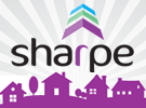 Sharpe Properties, Long Eaton branch logo